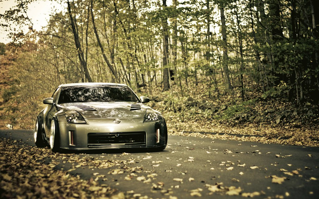 Nissan 350z High Resolution Wallpaper