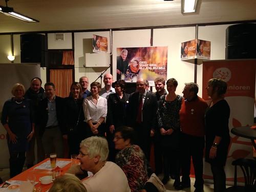 nieuwjaarsreceptie CD&V Turnhout
