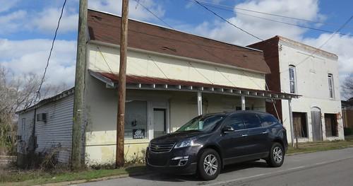 Storefront Buildings (Linden, Alabama)