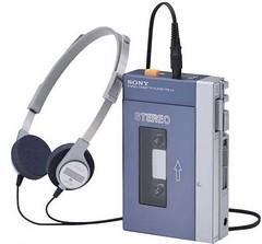 Los 30 años del Walkman