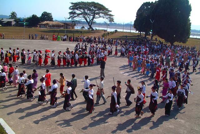 Myitkyina. 11/01/2007