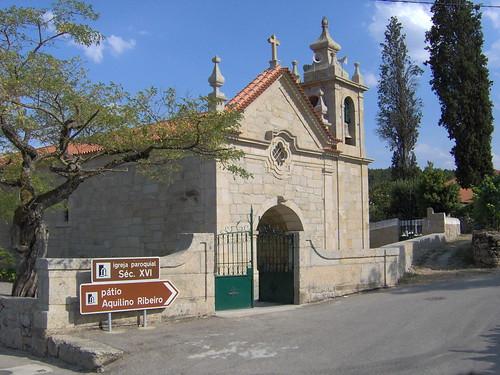 Igreja Paroquial de Carregal