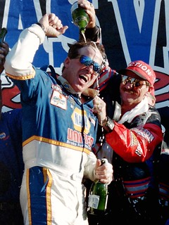 Dale Earnhardt and Ron Hornaday: NASCAR Photography By Darryl Moran