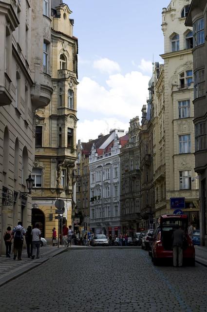 Header of Praha