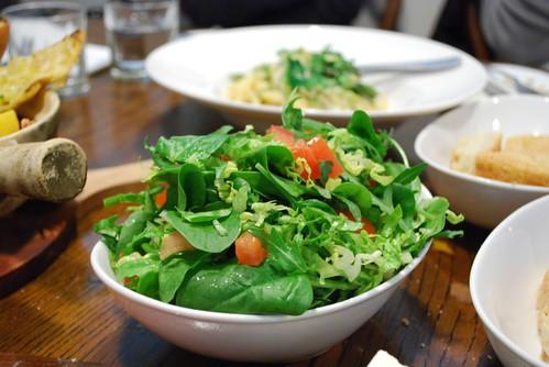 Mixed Greens, Tomato, Balsamic Dressing - Solarino AUD7.90
