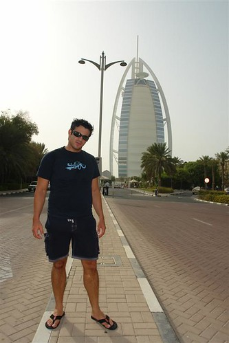 Carretera al Burj Al Arab