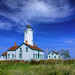 New Dungeness Lighthouse HDR 3760 by Fresnatic