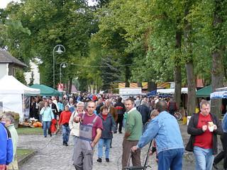 Dorfstrasse: Festmeile