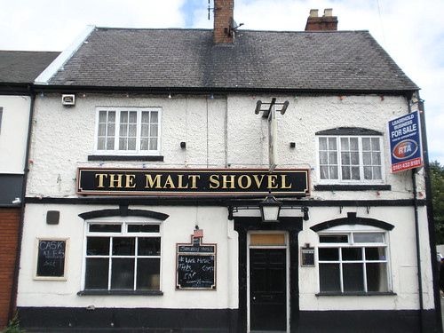 The Malt Shovel, 93, Spon End, Coventry.