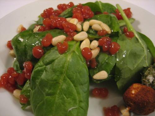 Exp rience de cuisine mol culaire caviar de tomate for Seringue cuisine moleculaire