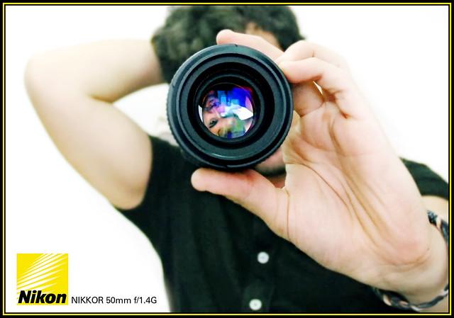 50mm f/1.4G