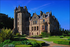 Belfast Castle Northern Ireland