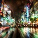 My Twitter and The City Streets of Tokyo by Stuck in Customs