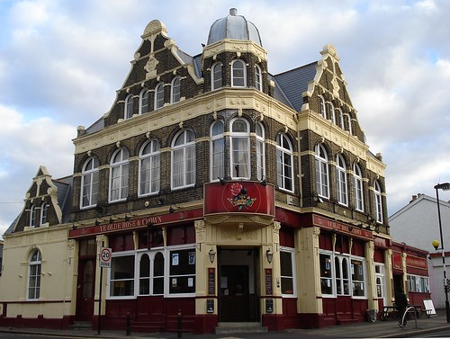 Olde Rose and Crown, Walthamstow, London E17