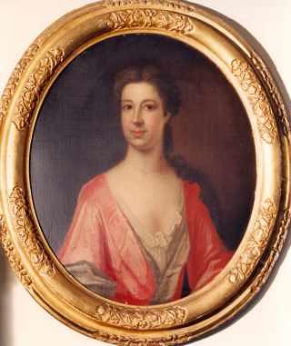 Elizabeth Hall, granddaughter of William Shakespeare ...