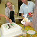 Cake cutting! by inveneo