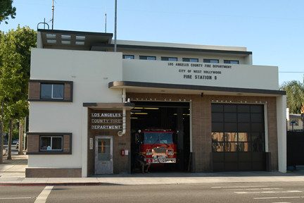 Lacofd Station 8 West Hollywood Ca This Is Los