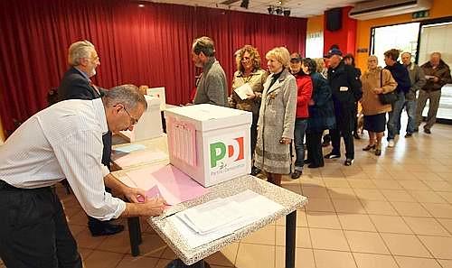 Primarie Pd, in Sicilia al voto in 60mila$