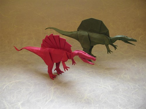 Origami, The Art of Designing and Manufacturing Masterpieces - photo#49