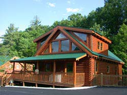 Pigeon Forge, TN 1BR Cabin - Blackberry Delight | Flickr ...