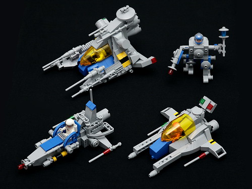 Neo Classic Space Collection