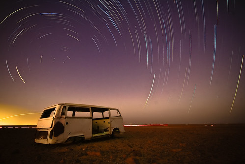 Star Trails [FB]