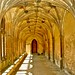 Lacock Abbey Cloisters - England