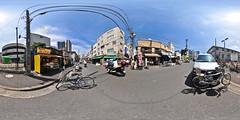 Tsukiji outer market: Namiyoke street