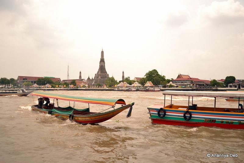 Wat Arun, Bangkok, March 2011