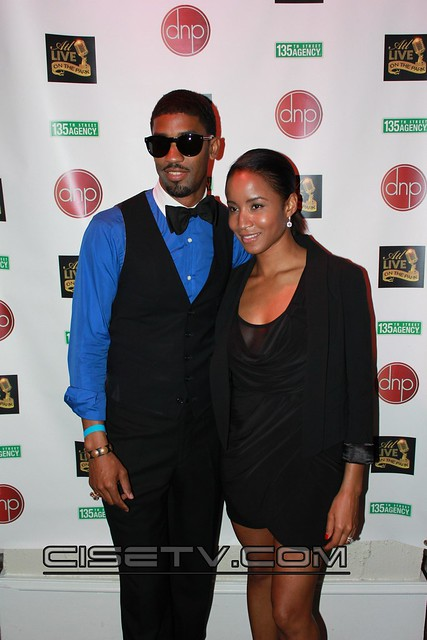 Fonzworth Bentley Amp Wife Flickr Photo Sharing