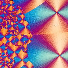 art, pattern, fractal art, purple, yellow, triangle, line, macro photography, design, blue,