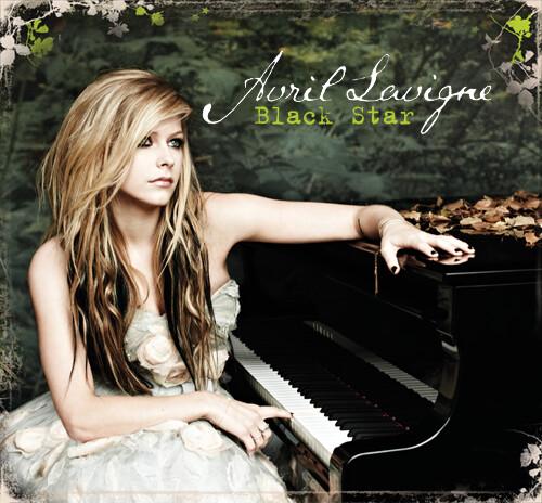 Avril Lavigne (Black Star) Cover