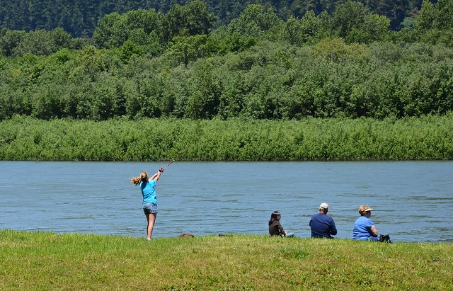 klamath river girls Sacramento, calif (ap) — endangered salmon blocked for nearly a century from hundreds of miles of the klamath river in oregon and california are expected to.