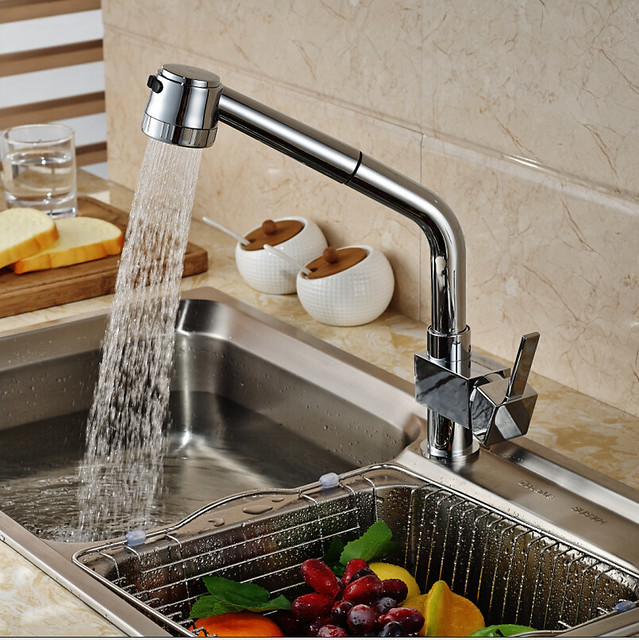 How To Invest In The Right Taps For Your Kitchen