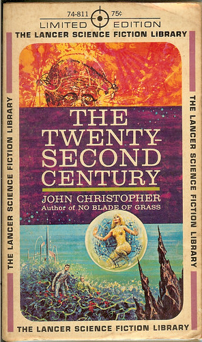 Twenty Second Century - John Christopher - cove by Emsh