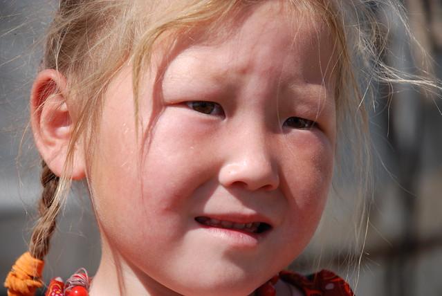 Facial reconstruction of Emishi (Another Jomon/Ainu group