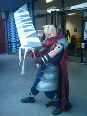 Cloud , FF7