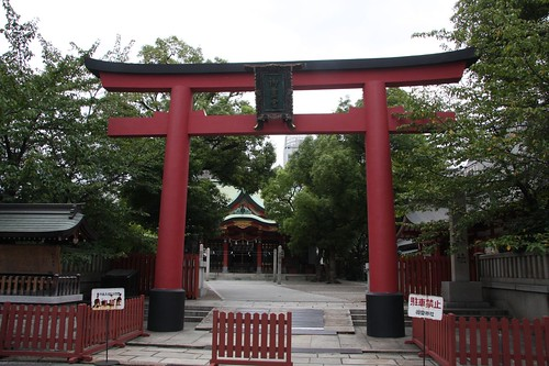Goryojinja Shrine,Osaka