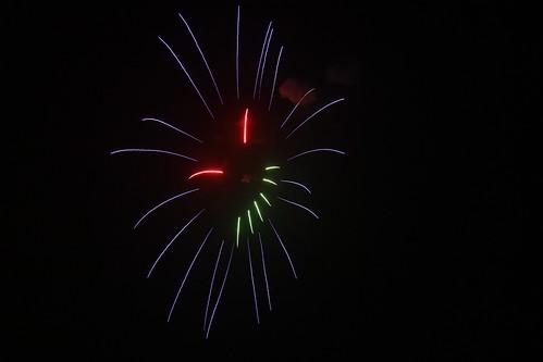 New Rocket Effect for 2010 - Epic Fireworks