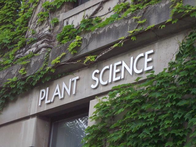 plant science building