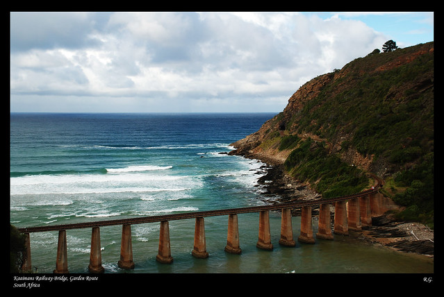 Kaaimans Railway Bridge, Garden Route, South Africa
