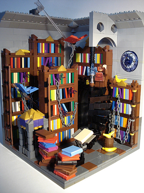 Lego Discworld Stuff A Gallery On Flickr