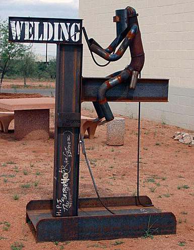 Small welding projects