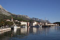 Makarska Harbour 1