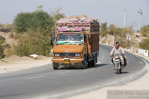 india truck transport rajasthan jojawar
