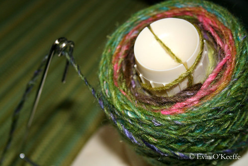 Ball Winding Noro