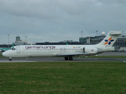Germanwings / AeBal Boeing 717-200 EC-HNY