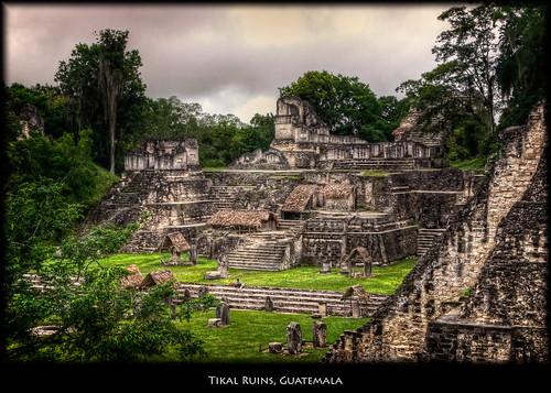 Pedro Szekely's photo of Tikal