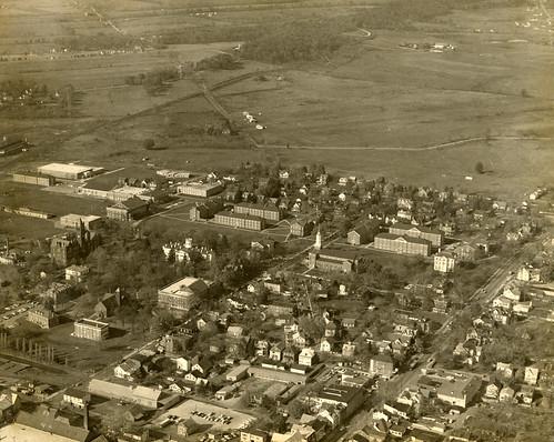 Gettysburg Campus 1960s