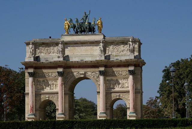 Paris, Grosse Achse, Orangerie und Musée Marmottan